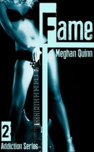 Fame Book Cover, by Meghan Quinn
