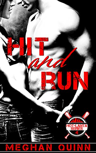 Hit and Run Book Cover, by Meghan Quinn